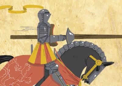 Els tornejos medievals